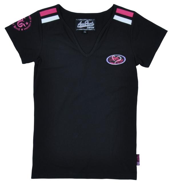 T恤 (黑)