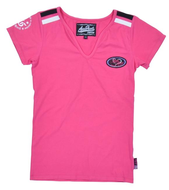 T恤 (粉紅)