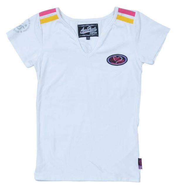 T恤 (白)