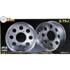 【G-Craft】APE50前/後輪用 APE100前輪用 12英吋寬版輪框套件 3.75J