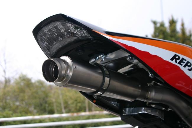 MOTO GP 排氣管尾段