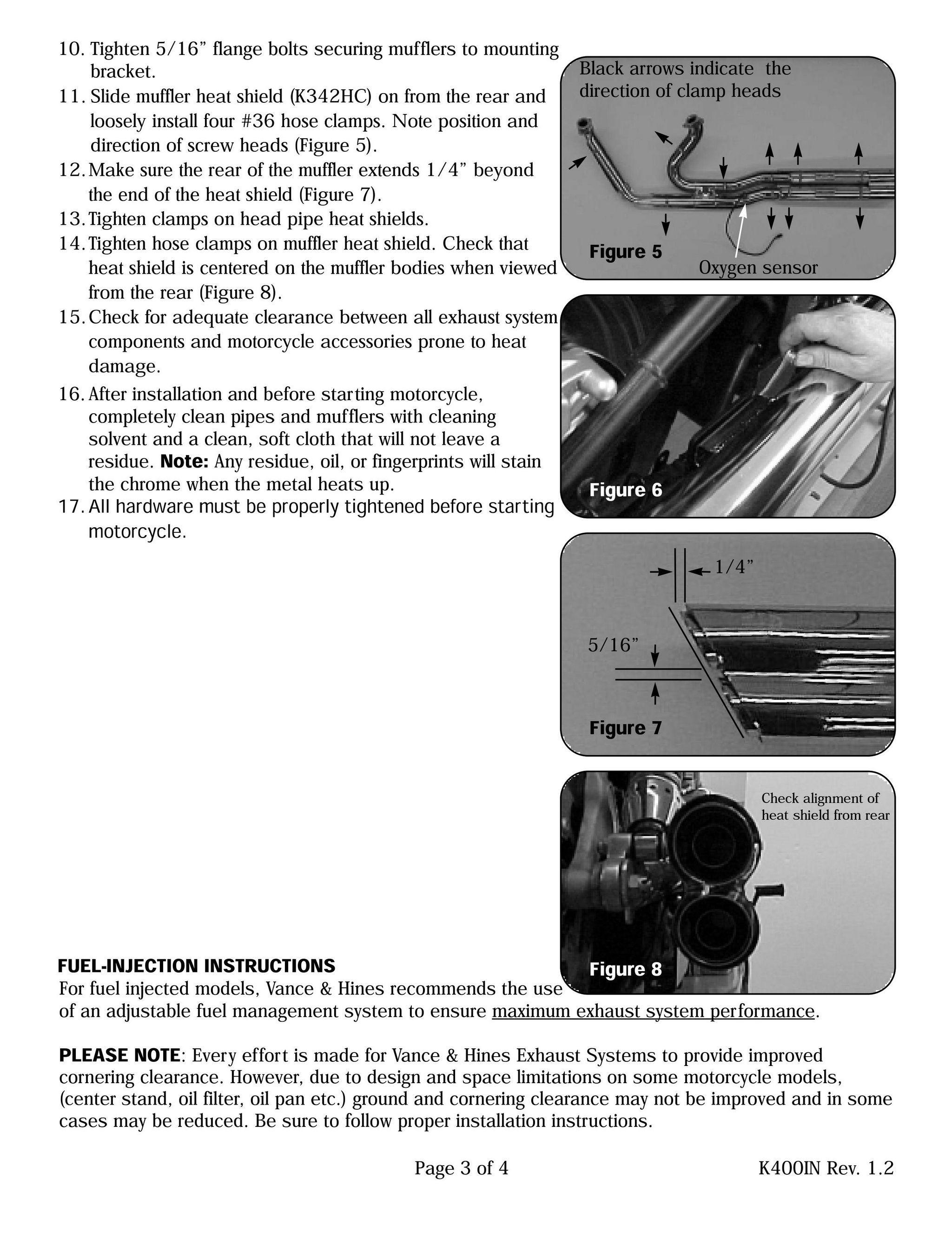【VANCE&HINES】POWERSHOTS 全段排氣管 - 「Webike-摩托百貨」