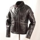 【DEGNER】Raglan皮革夾克 【Roll And Code】
