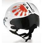 【GPA】 AIR CRAFT KAMIKAZE四分之三安全帽 - 「Webike-摩托百貨」