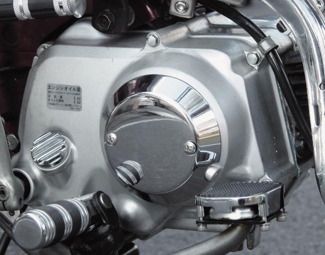 【KIJIMA】離合器外蓋 離心離合器專用 - 「Webike-摩托百貨」