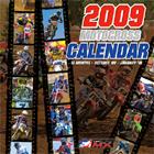 【WEST WOOD】NO LIMIT Motocross AMA 日曆 2009年度版