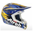 AIROH/オフロードヘルメット  STELT SENIOR WAR