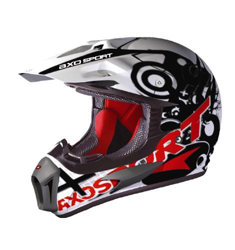 【AXO】越野安全帽  SX-2 - 「Webike-摩托百貨」