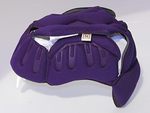 安全帽頭部襯墊(內襯襯墊)
