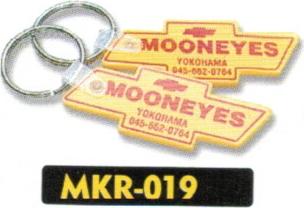 【MOON EYES】鑰匙圈 - 「Webike-摩托百貨」