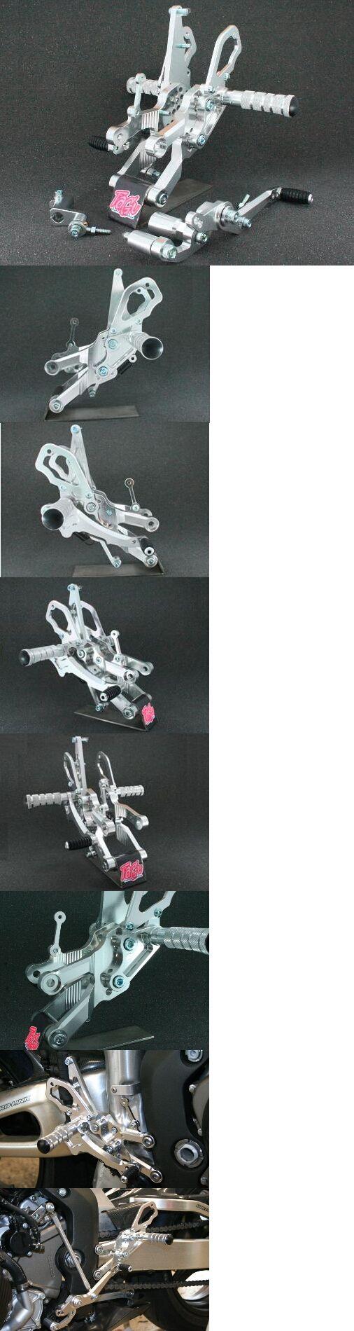 SC57 9段調整型腳踏後移套件