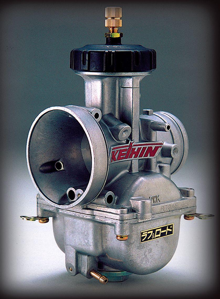 PWK平板閘門式化油器
