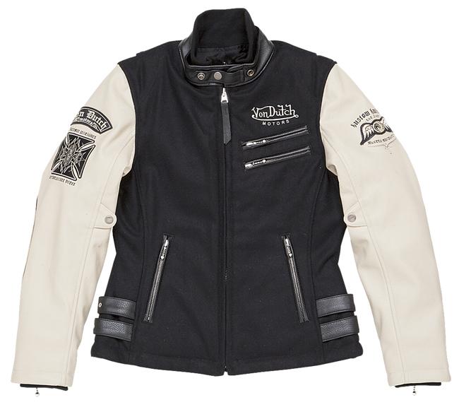 Melton夾克(女用)