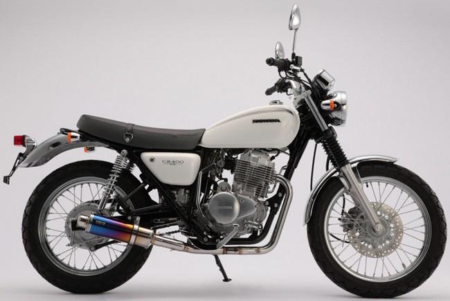 【BEAMS】SS300 鈦合金全段排氣管 - 「Webike-摩托百貨」