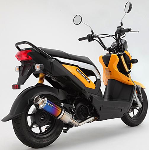 【BEAMS】SS300 鈦合金排氣管尾段 - 「Webike-摩托百貨」