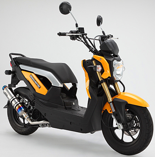 【BEAMS】R-EVO 全段排氣管 (鈦合金競賽型消音器) - 「Webike-摩托百貨」