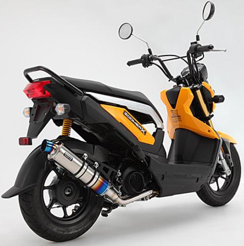 R-EVO(Racing Evo)鈦合金排氣管尾段 SP
