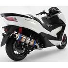 【BEAMS】ST-OVAL SP 橢圓型 鈦合金 全段排氣管