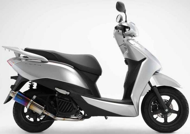 【BEAMS】SS300 SP 鈦合金 全段排氣管 - 「Webike-摩托百貨」