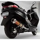 【BEAMS】SS400 SP型式 鈦合金II排氣管