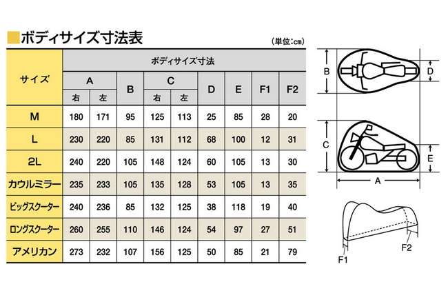 【YAMAHA】F-type摩托車罩 - 「Webike-摩托百貨」