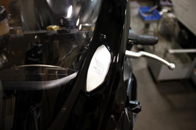 【DRIVEN】後視鏡孔塞蓋 - 「Webike-摩托百貨」