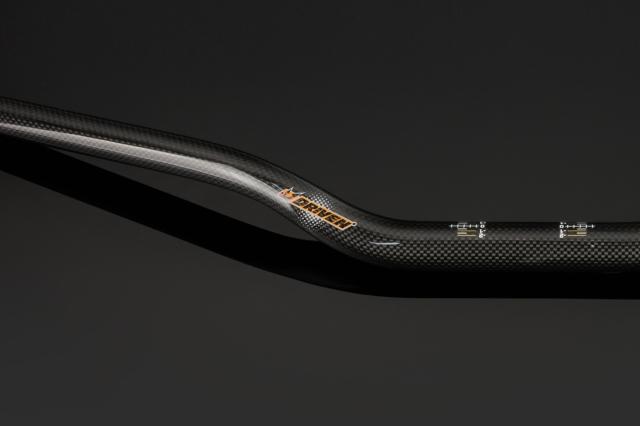 【DRIVEN】Meteor SBK Tech 碳纖維把手(錐型 ) - 「Webike-摩托百貨」