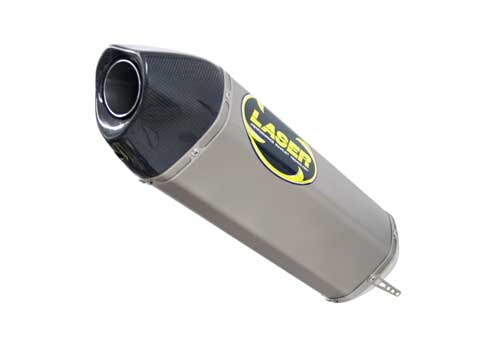 【LASER】HOTCAM2排氣管尾段 LOW MOUNTED - 「Webike-摩托百貨」