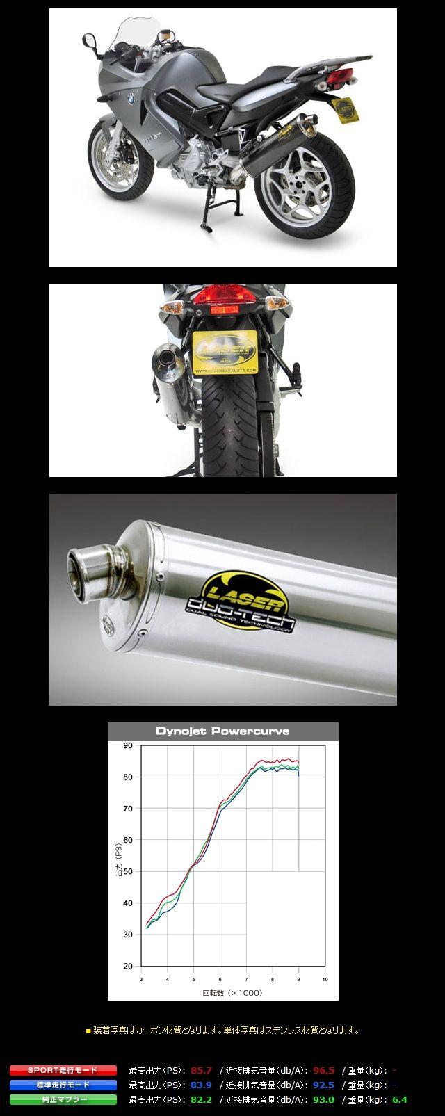 Duo Tech 排氣管尾段