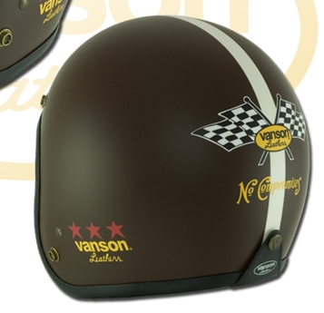 【VANSON】JH-SOLID四分之三安全帽 - 「Webike-摩托百貨」