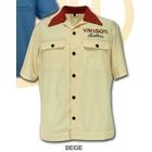 【VANSON】維修人員襯衫