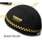 【VANSON】格紋內襯帽