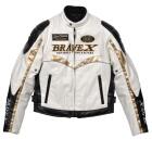 【BRAVE X】仿皮革夾克