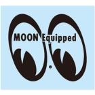 【MOON EYES】MOON EQUIPPED EYE SHAPE 貼紙