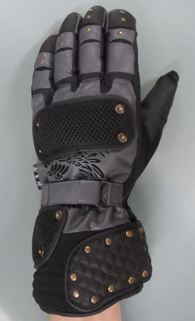 【貳黑堂】Hard Ride防水冬季手套 - 「Webike-摩托百貨」