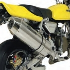 SP TAKEGAWA Cones Oval muffler