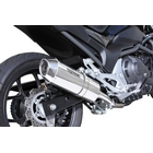 SP TAKEGAWA Cones Oval muffler ( Slip on Exhaust )