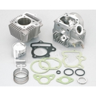 KITACO 88 cc Standard bore up kit Plating cylinder version