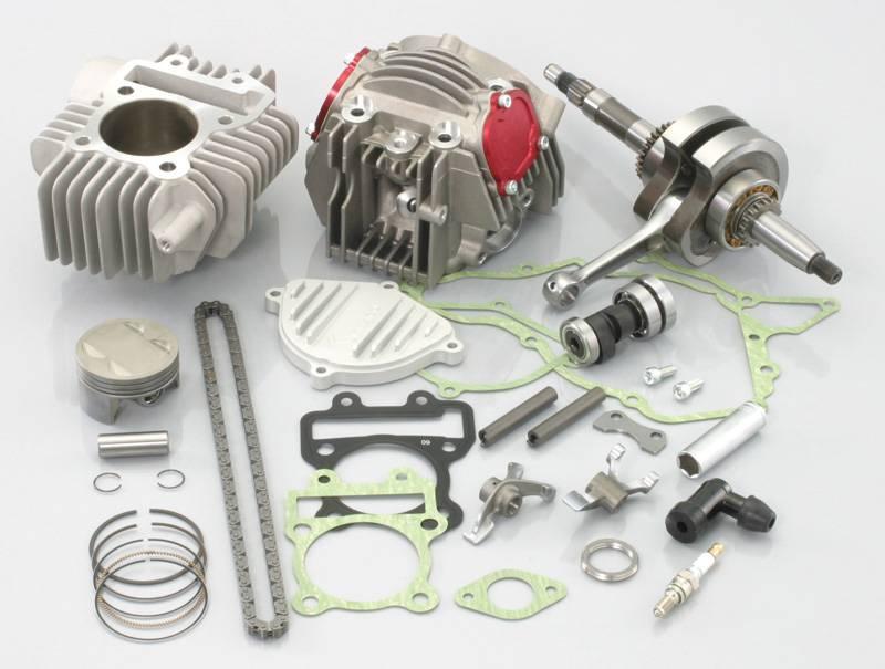 【KITACO】ULTRA-SE 4 汽門加大缸徑套件(160cc) - 「Webike-摩托百貨」