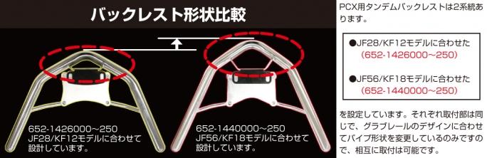 【KITACO】後靠背&扶手 - 「Webike-摩托百貨」