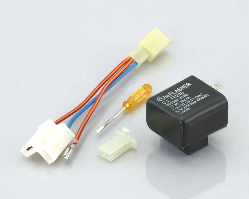 LED方向燈對應閃光繼電器
