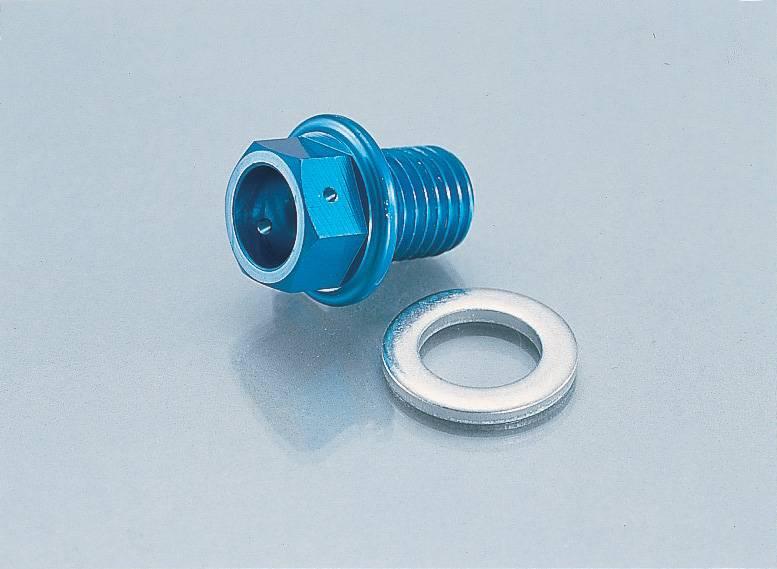 鋁合金洩油螺絲 D-1