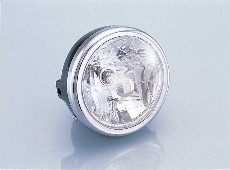 晶鑽型頭燈總成