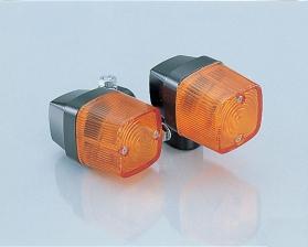 方型大方向燈組(橘色燈殼)