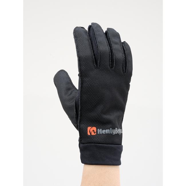 DH215 防風內層(內穿)手套 黑色