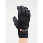 【HenlyBegins】DH215 防風內層(內穿)手套 黑色