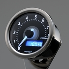 DAYTONA VELONA Tachometer 8000 rpm display Buff body / WhiteLED