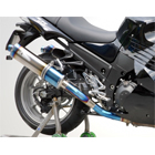【K-FACTORY K工廠】FRC 鈦合金雙管排氣管尾段