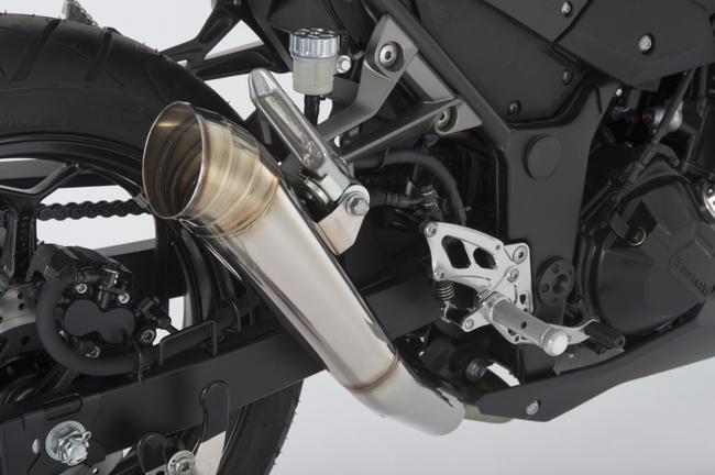 3D鋼製擴音型GP排氣管尾段