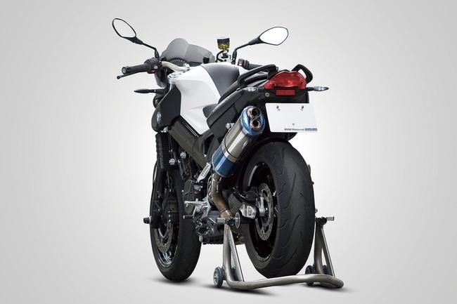 【K-FACTORY】FRC 鈦合金排氣管尾段 (單出型) - 「Webike-摩托百貨」